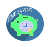 TIME SAVINGS